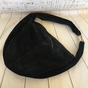 4for$15 Vintage Neiman Marcus suede leather bag